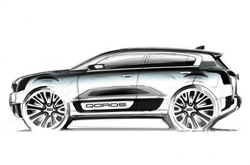 观致拟推出全新SUV:上海车展首发