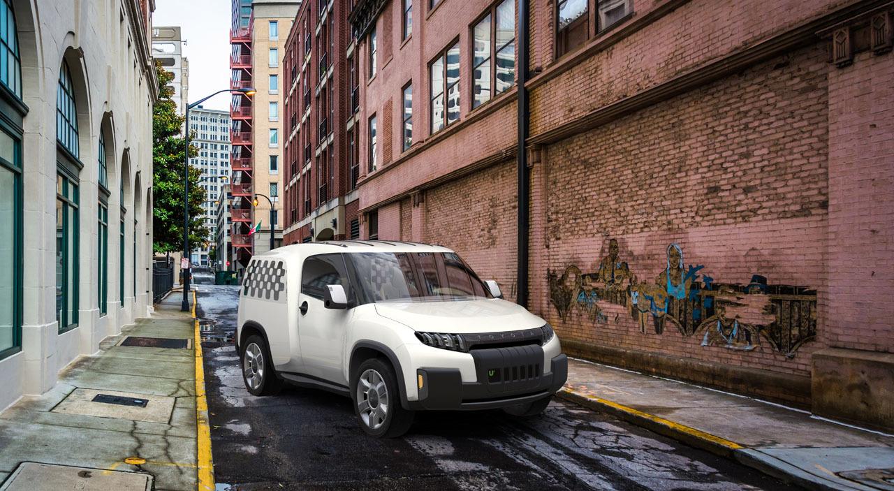 """丰田""""四不像""""概念车U2将亮相下周纽约世界创造者大会 【图】- 车云网"""