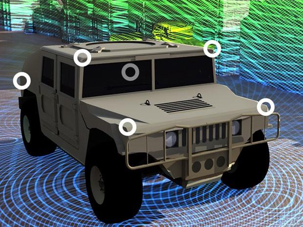 美国国防部研发芯片式激光雷达,钱少活好身材小