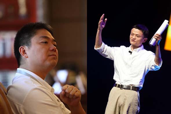 【世界观】马云和刘强东的区别:一个在天上,一个在海上