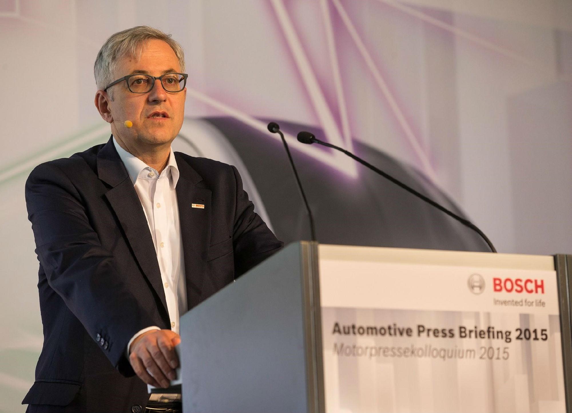 博世汽车与智能交通技术业务2015第一季度销售额增长13%