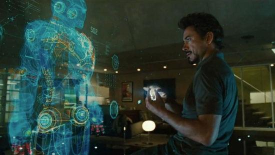 全新3D交互问世,内容可被拽出屏幕