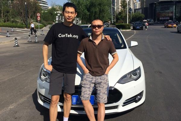 """车轮互联创始人吴峰亲身讲述:Tesla京沪线千里大""""暴走"""""""