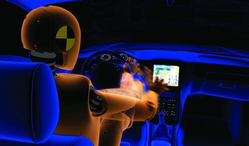 手势识别、虚拟触屏,汽车可以这样控制了!