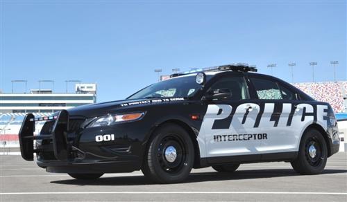 福特开发可实时监控警察的警车监控系统
