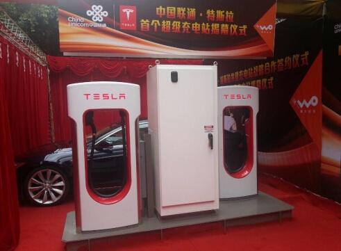 特斯拉入驻成都,中国已部署超过380个充电桩