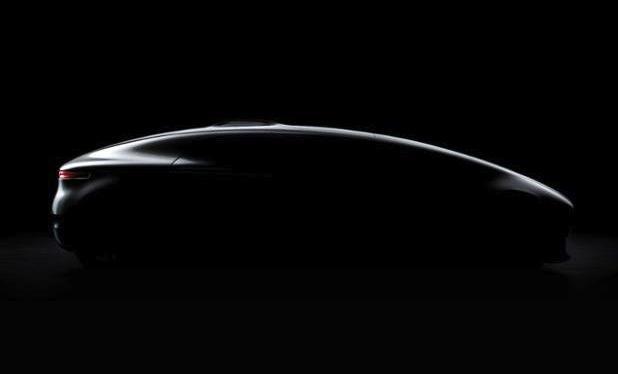 奔驰CES将展示全新无人驾驶概念电动汽车