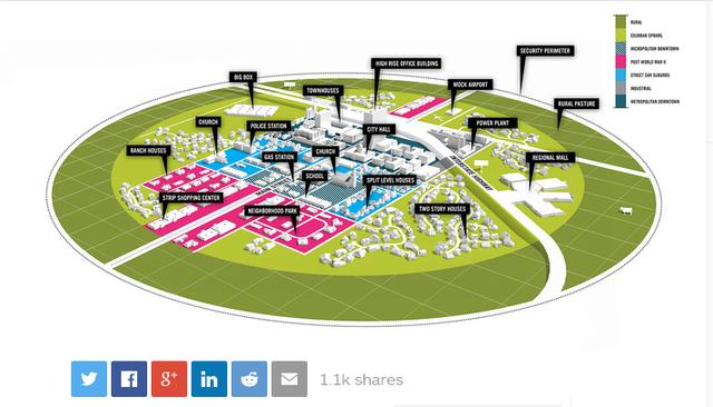 美国今年将建无人城市,测试无人驾驶等尖端科技