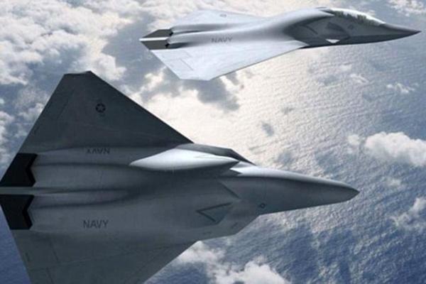 人工智能技术,未来将驾驭美军战斗机