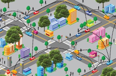 车联网的终极目标是智能交通