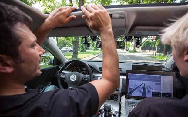 德系车企研发无人驾驶,有未来也有困境