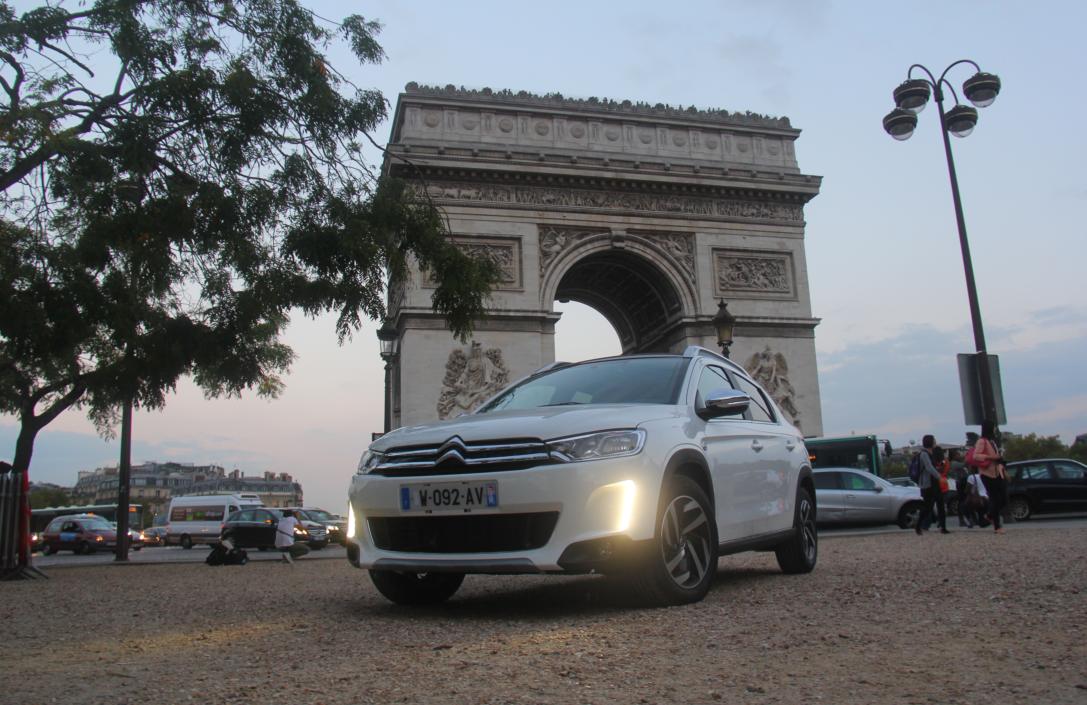 预售倒计时,东风雪铁龙首款SUV C3-XR即将中国首秀