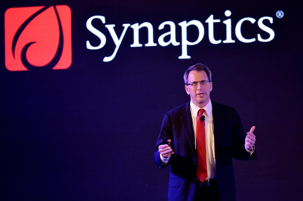 Synaptics引领人机交互的四大浪潮