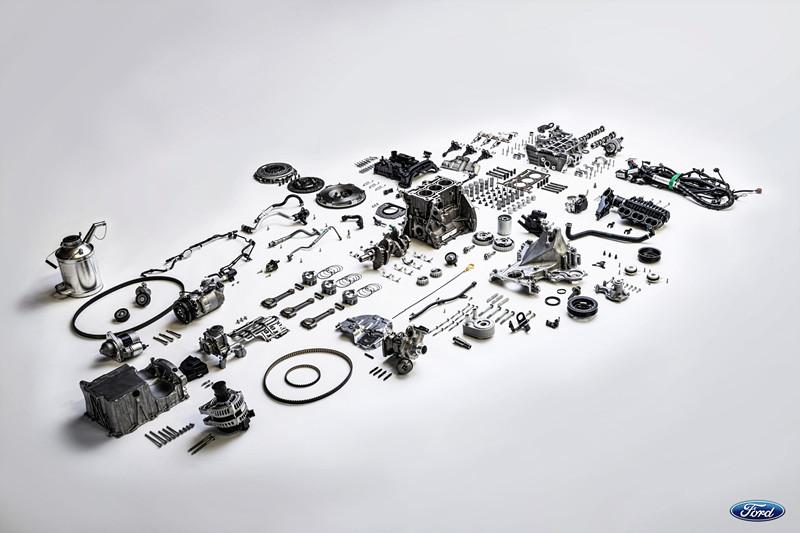 燃油经济性或将提高,福特探索新型发动机管理方案