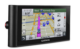 Garmin发布导航行车记录仪二合一产品