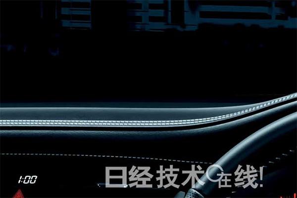 丰田的革新性制造技术:高创意仪表板表皮