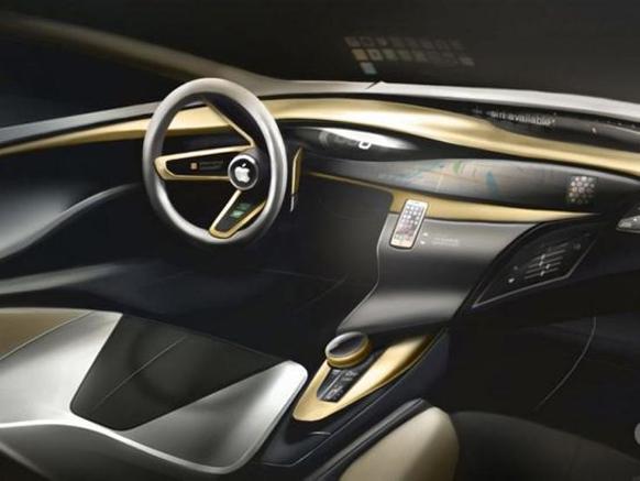 """苹果官方承认造车计划,称""""汽车是终极移动设备"""""""