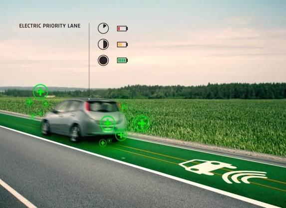 在行驶中充电才是解决电动车续航问题的终极方案