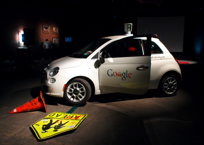 寻访谷歌无人驾驶汽车背后的故事