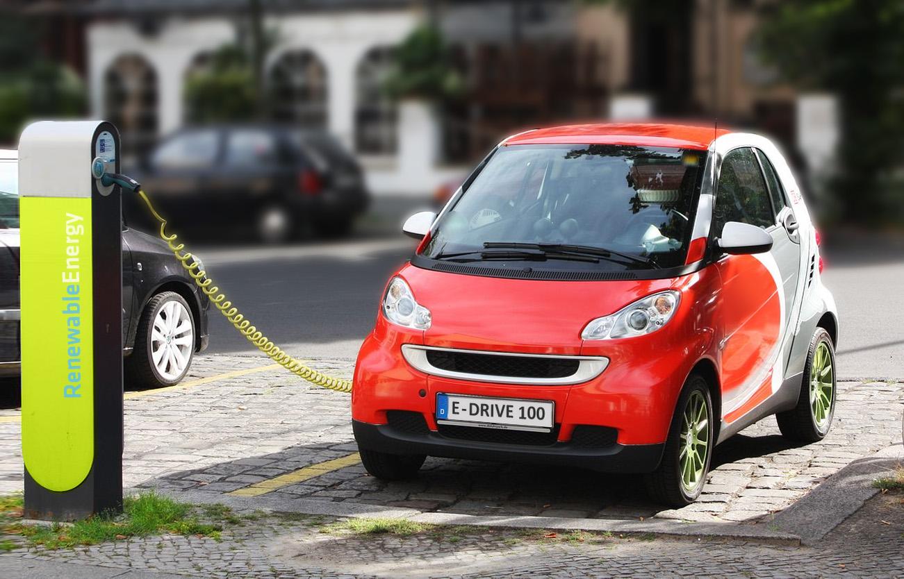 德国欲发力支持电动汽车,以满足欧盟严苛排放标准