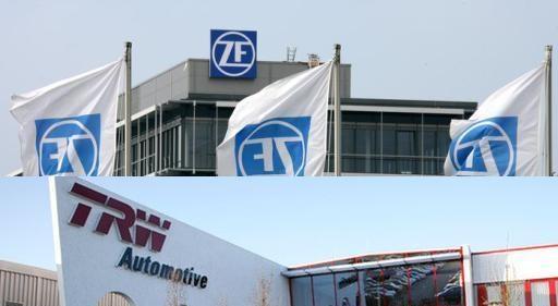 TRW宣布与ZF达成价值135亿美元收购协议