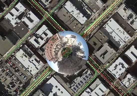 大数据与人工相结合,谷歌地图够精准吗?大数据与机器学习的结合-谷歌地图精准的奥秘