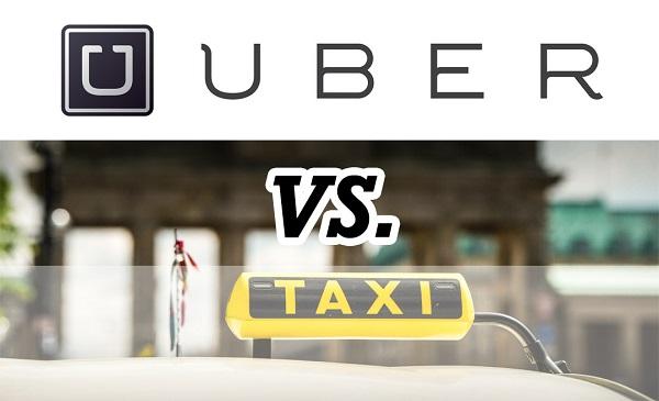 融资后的Uber与Lyft在美国展开价格战,价格只有出租车一半