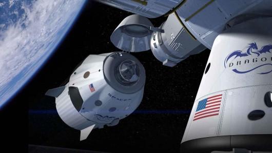 马斯克的SpaceX载人飞船获美国航空航天局批准