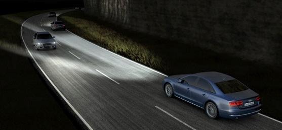 卡内基梅隆大学研发智能LED车灯,可识别环境变化