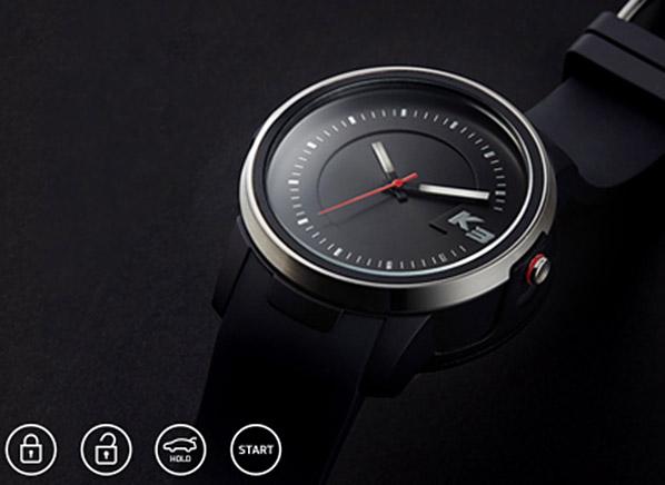 东施效颦or另辟蹊径?起亚推出可远程控制汽车的K3手表