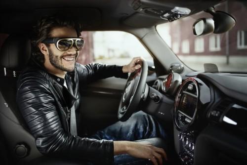 Mini将推辅助驾驶AR眼镜