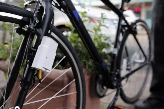 福特创建自行车平台OBD项目, 收集城市数据