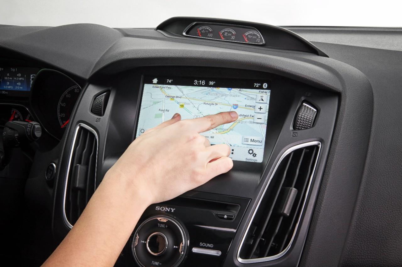 更快、更直观、更智能:福特汽车推出全新SYNC® 3车载娱乐通讯系统