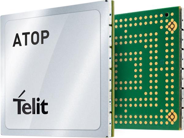 泰利特ATOP 3.5G 模块,简化汽车应用开发