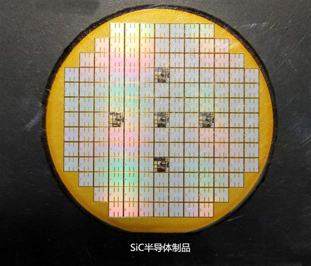 丰田开发新材料控制芯片,油耗再降5%