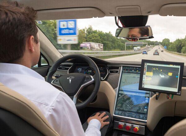 又是自动驾驶?博世携手TomTom开发高精度地图