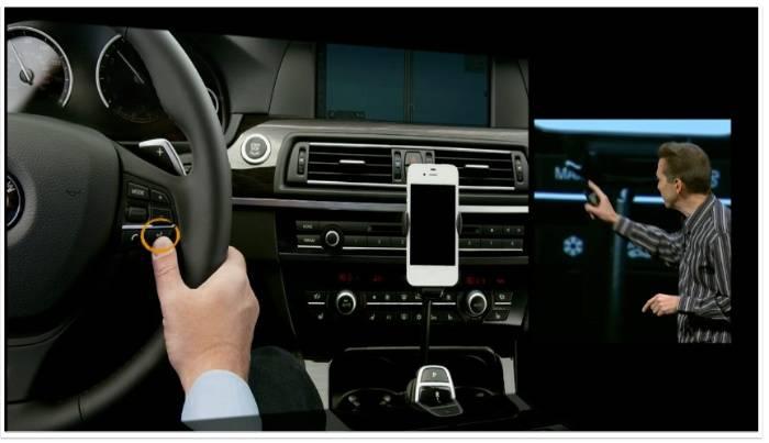 """苹果想要拿下汽车""""中控台"""",先解决二道难题"""