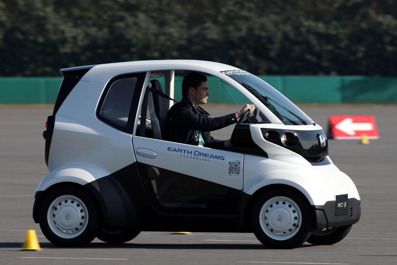 结合了汽车和摩托车基因的本田MC-β,是个什么样的车?