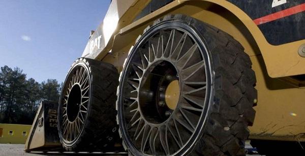 米其林将正式量产Tweel无气轮胎,由在美第16家工厂制造