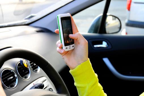 澳大利亚首推车辆电子装置, 阻止司机驾车收发短信