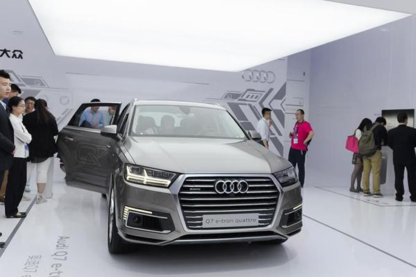 奥迪将在法兰克福车展推出纯电动车,未来有望加入氢动力技术