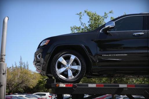 车辆自动刹车系统普遍存在无故触发的问题