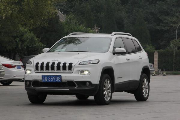 "Jeep自由光:如何定义""下一代""城市SUV?"