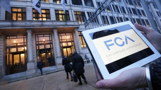 菲亚特克莱斯勒在美投资1.66亿美元扩产