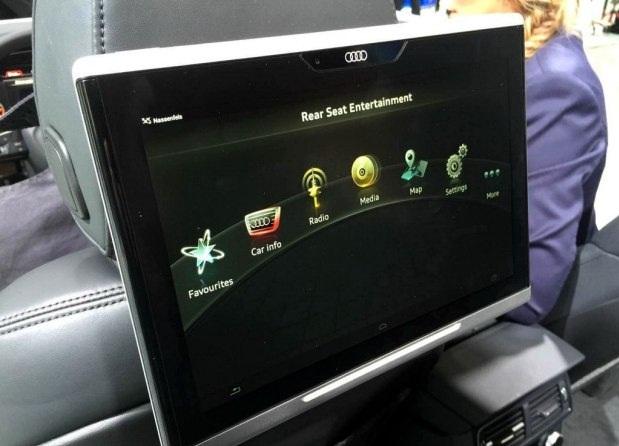 奥迪全新MMI系统:屏幕更大,功能更多