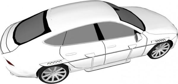 爱尔兰公司发明停车开门防碰撞装置