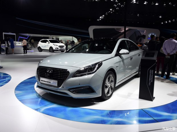 现代起亚公布新能源车计划,2020年前共推22款车