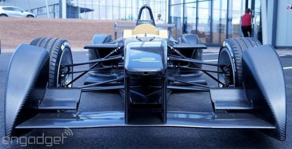 电动方程式赛车Formula E大奖赛即将开跑