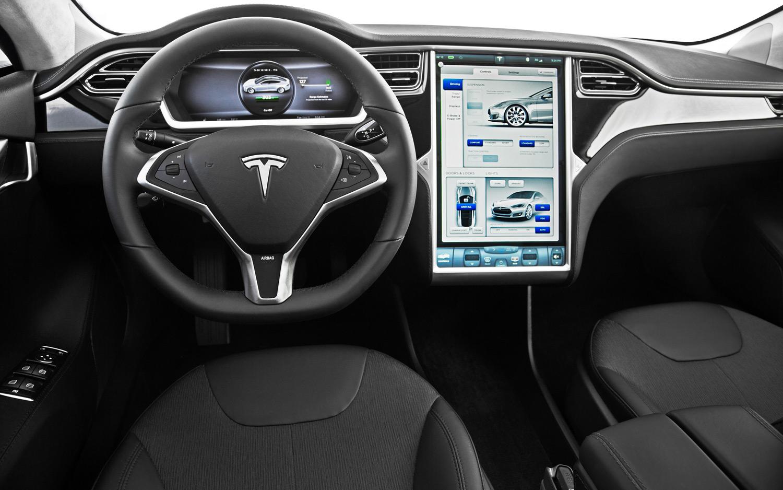 Tesla d 10 9 for Interieur tesla model s