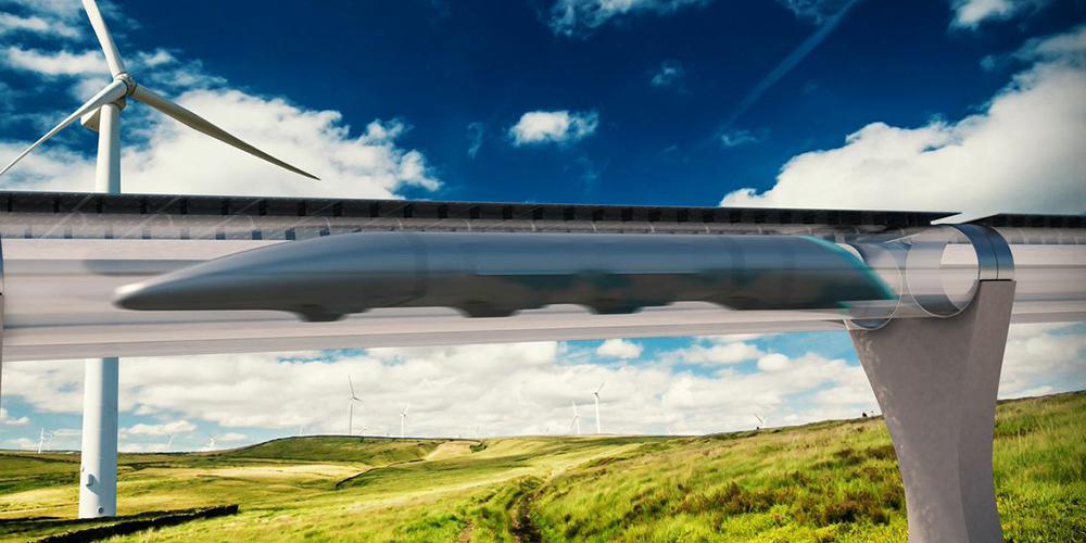 脑洞大开不能停,SpaceX举办超回路列车车厢设计大赛